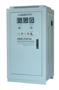 Single Phase Voltage Stabilizer Dbw-20kVA (voltage regulator) pictures & photos