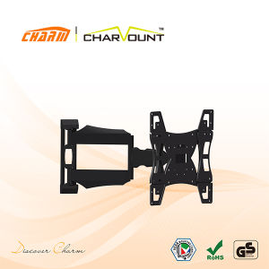 Articulating Swivel Arm Vesa Pattern TV Mount Bracket (CT-LCD-L03) pictures & photos