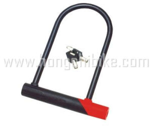 Bicycle Accessories Bicycle Parts Lock (HC-54420A1) pictures & photos