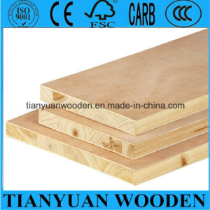 15mm 16mm 17mm Paulownia Wood Block Board pictures & photos