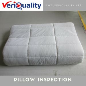 Pillows and Pillow Covers Quality Control Inspection Service at Tongxiang, Zhejiang pictures & photos