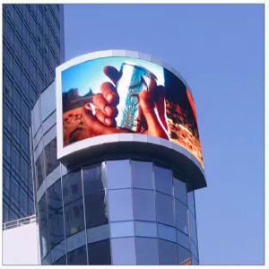 P6 Full Color Video Screen/Outdoor Advertising LED Display pictures & photos