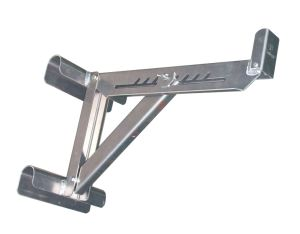 Aluminum Short Body 2 Rung Ladder Jack
