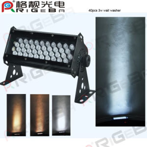 LED 40PCS 3W Dynamic White Spotlight Wall Washer pictures & photos