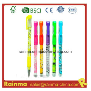 Gel Ink Pen Barrel with Nice Design pictures & photos