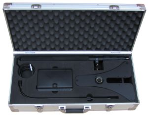 Handheld Telescopic Pole 5MP 1080P Digital HD Under Vehicle Inspection System with 2 HD Cameras pictures & photos