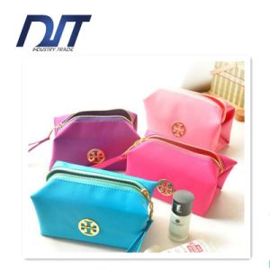 Candy Color Cosmetic Bag Folding Portable Travel Wash Bag
