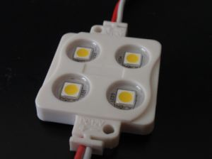 4LED Chips 5050 Injection LED Module pictures & photos