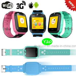 New Hot Selling 3G GPS Tracker Watch with Sos Button pictures & photos