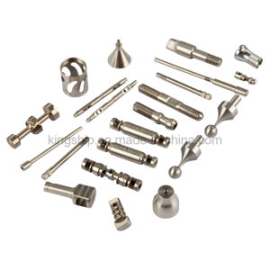 Turning Parts for Machinery, Metal Processing pictures & photos