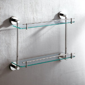 10mm Super Clear Flat Polished Edge Shelf Glass pictures & photos