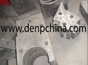Impact Crusher Spare Parts/Crusher Liner Board/Lining Plate pictures & photos