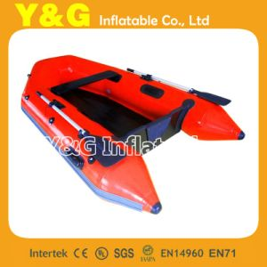 Red Inflatable Motor Boats (GT131)