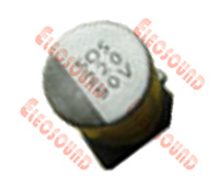 Low Leakage Current SMD Aluminum Electrolytic Capacitor EAS2