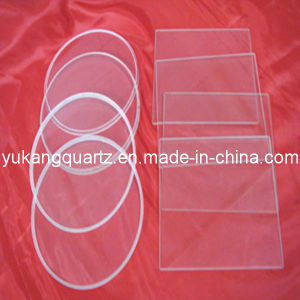High Purity Thin Quartz Glass Sheet pictures & photos