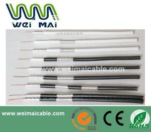 China Linan Cable Manufacturer H3 Cheap Good Quality Coaxial Cable RG6 pictures & photos