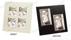 MDF Collage Photo Frame in White and Black pictures & photos