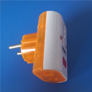 ABS Copper European Transfer to UK Plug (RJ-0191-1) pictures & photos