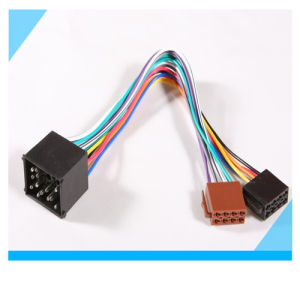 China Manufacturer Custom Car Wiring Harness Radio pictures & photos