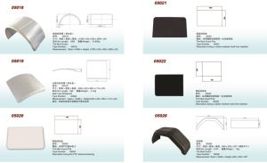 Trailer Fender, Mudguard, All Size, Made From PP, Steel or Alumium Materials, Top Quality pictures & photos
