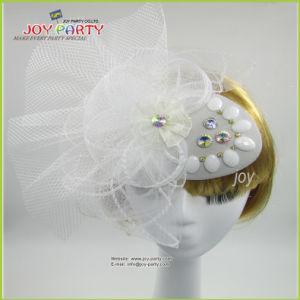 Woman Billycock Hair Clips Mini Hats