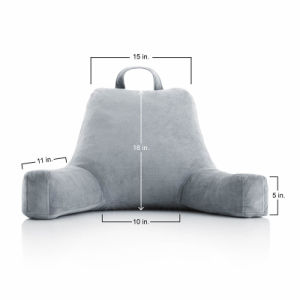 Shredded Foam Back Reading Pillow pictures & photos
