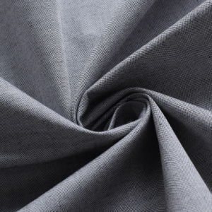 130GSM Thin 100% Cotton Oxford Shirt Fabric pictures & photos