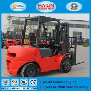 Diesel Forklift (ISUZU engine, 3Ton) pictures & photos