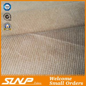 Corduroy Fabric Made of 100% Cotton for Coat