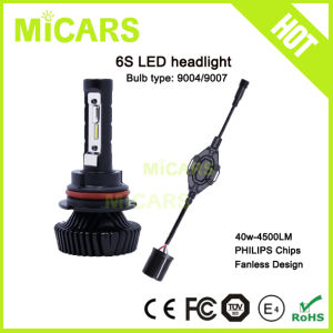 Best Quality Philips 9004 9007 Hi Low Beam Car LED Headlight pictures & photos