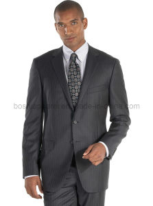 Hot Style Bespoke Man Suit/Business Suit (MSU03) pictures & photos
