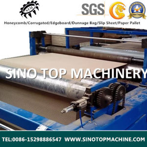 2015 Hot Sale Corrugated Honeycomb Paper Panel Production Line Machine pictures & photos
