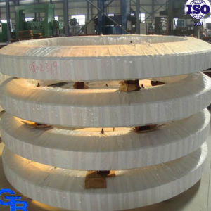 Custom Tower Crane Cross Roller Slewing Bearing pictures & photos