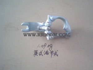 Galvanized British Type Drog Forged Scaffold Swivel Coupler for En74 Standard pictures & photos