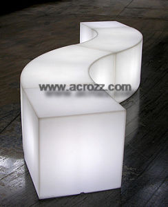 Vondom Outdoor Patio Glowing LED Lighting Furniture S Stool pictures & photos