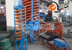 Spiral Separator /Spiral Chute Spiral Classifier for Ore Dressing Plant with Gravity Concentration (5LL) pictures & photos