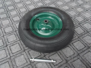 Maxtop Pneumatic Rubber Wheel pictures & photos
