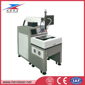 2016 Hot Sale 2D Automatic Laser Welding Machine with X, Y, Z Axis and Rotary Chuck pictures & photos