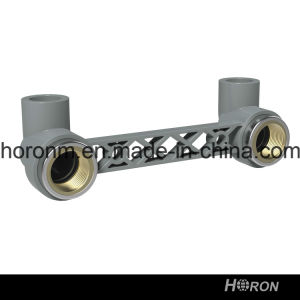 CPVC Sch80 Water Pipe Fitting (DOUBLE THREAD ELBOW)