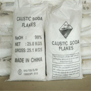 Factory Directly Pearls/Flakes 99% Caustic Soda pictures & photos
