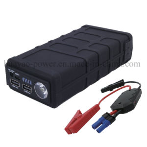 10000mAh Portable Jump Starter for Car Emegency/Charging with Ce FCC RoHS pictures & photos