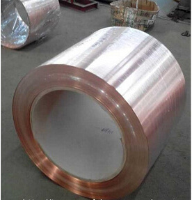Copper-Steel Copper Composite Steel Coil