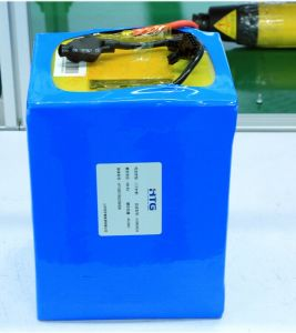 Rechargeable Light Weight E-Car 72V 96V 100ah LiFePO4 Battery Pack pictures & photos