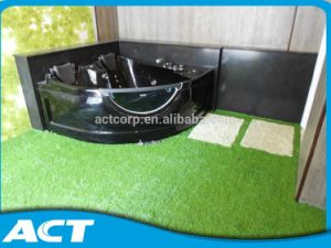 Natural Looking Fake Garden Grass UV Resistant Excellent Supplier pictures & photos