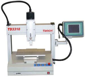 SMT PCB Dispenser / SMT Solder Paste Dispenser Td3310 pictures & photos