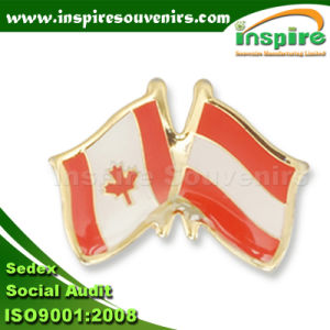Epoxy Flag Pin Souvenir for Gift (B 601) pictures & photos