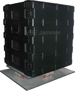 20-3000MHz Full Band Digital Rcied Jammer, Convoy Jammer, Bomb Jammer with Built-in Battery pictures & photos