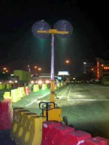Portable Lighting Tower Mobile Equipment pictures & photos