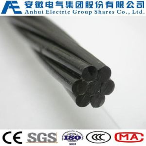 7no. 8AWG, Concentric-Lay-Stranded Aluminum-Clad Steel Conductors, ASTM B416