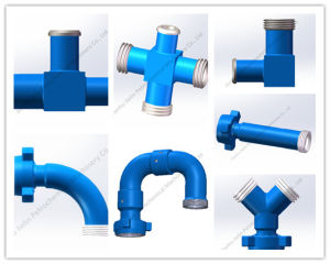 Integral Fittings--Cross, Elbow pictures & photos